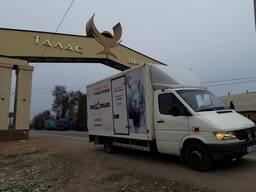 Грузовые перевозки Бишкек