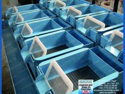 Инкубационные аппараты для выведения икры