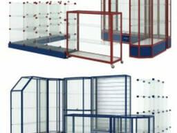 Изготовление и продажа торгово выставочного оборудования