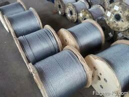 Канат стальной 7.4 мм 10 ГОСТ 3066-80