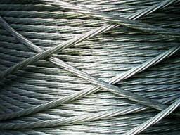 Канат стальной 3. 8 мм 10 ГОСТ 3066-80