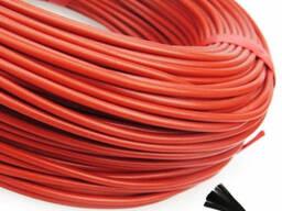Карбоновый (углеродный) кабель 33 Ом, 133 Ом, 66 Ом, 17 Ом.