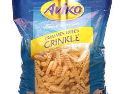Картофельные фри от фирмы Aviko