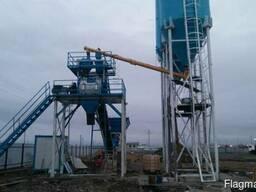 Компактный бетонный завод C45 SNG Производство Турция