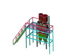 Производство сухих строительных смесей