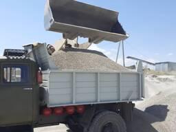 Купить щебень, глину, гравий, песок в Бишкеке