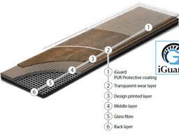 Кварц-виниловые плитки, LVT-плитки, виниловые плитки