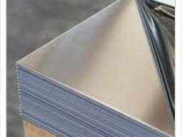 Лист нержавеющий 3х1500х3000 мм. AISI 304 (08Х18Н10) горячек