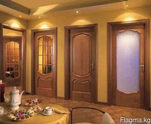 МДФ межкомнатные двери.