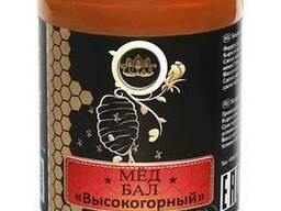 Мед горный Премиум /Розница, Опт, Экспорт