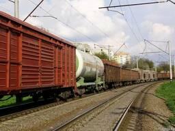Международные железно-дорожные перевозки из/в стран СНГ - фото 1