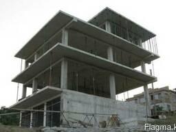 Монолитные, бетонные работы