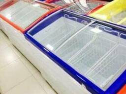 Морозильные лари и витринные морозильники Бирюса, Снеж, Aucma в Бишкеке!