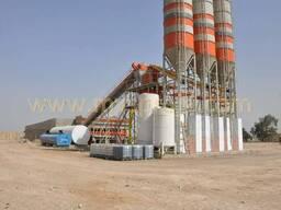 MVS 130S 130м³/час Стационарный Бетонный Завод