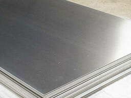 Нержавеющий лист 0.5 мм 03Х16Н15М3 ГОСТ 19903-2006