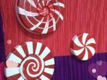 #Новогоднее оформление и украшения из пенопласта! - фото 1