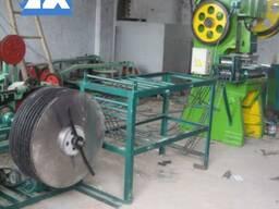 Оборудование для изготовления колючей проволоки Егоза ВТО цена как купить в Бишкеке