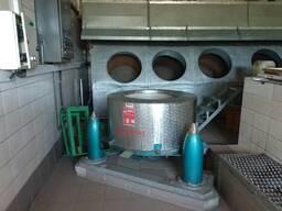 Оборудование для обжарки кунжута