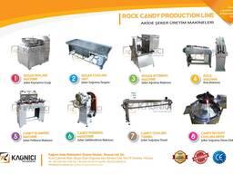 Оборудование для производства сахара кандиса