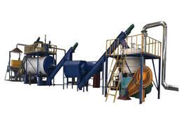 Оборудование переработки боенских отходов в мясокостную муку