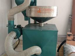 Оборудование по очистке арахиса от шелухи