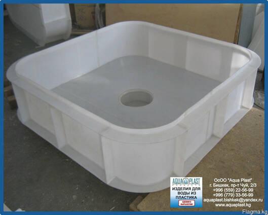 Оборудование для рыбных хозяйств (бассейны, фильтры, насосы)