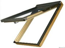 Окно-люк с крышкой от компании Fakro