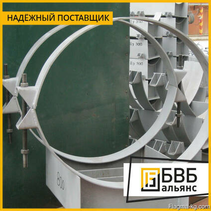 Опора скользящая Ду57 - Ду3000