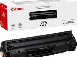 Картриджи оригинал Canon FX10, EP27, 725, 737, 728