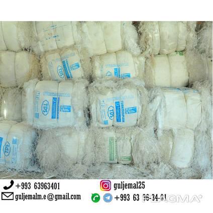 Отходы полиэтиленовых нитей