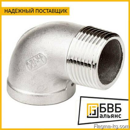 Отвод фланцевый от Ду50 до Ду1000