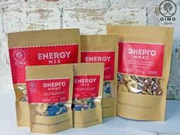Пакетированные орехи и сухофрукты - Энерго Микс - фото 1