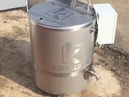 Пастеризатор сүт (100-1000 литр)