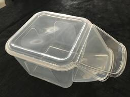 Пластиковые пищевые контейнеры