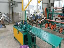 Полуавтомат и запасные части для производства сетки рабицы Китай цена в Бишкеке