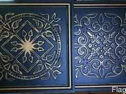 Потолочные и стеновые панели от M&V Decor