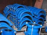 Пожарные гидранты, задвижки чугунные, запорная арматура - фото 1