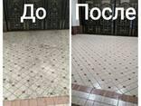 Профессиональная чистка, обработка фасада - фото 1