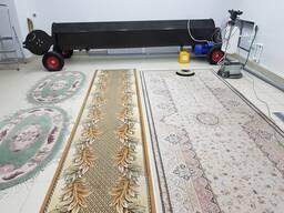 Профессиональная мойка ковров в Бишкеке!
