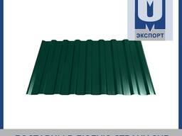 Профнастил с полимерным покрытием (0,2 мм - 0,9 мм)