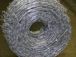 Проволока стальная колючая, гладкая, рифленая, сварочная - photo 3