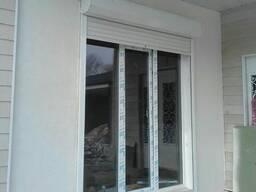 ПВХ и Алюминий окна