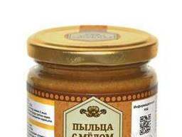 Пыльца с медом/ Beepollen with honey