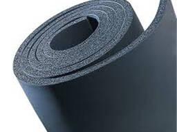 Резина в рулонах, конвейерная лента, пористая резина.