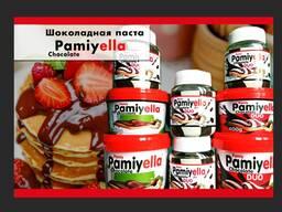 Шоколадная паста Pamiyella производство Казахстан