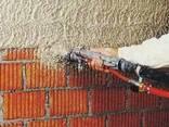 Штукатурка стен Бишкек Немецким аппаратом - photo 3