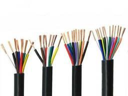 Силовой кабель 1x70 мм АВВГ ГОСТ 16442-80 - фото 1