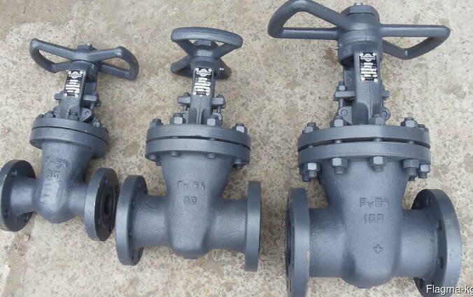Фланцевые из нержавеющей стали (Ру16)
