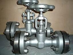 Стальные с электроприводом Z941H - 16 (Ру16)