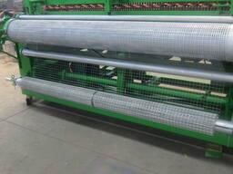 Станок для производства сварочной сетки в рулонах цена 2м